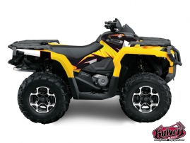Kit Déco Quad Factory Can Am Outlander 1000