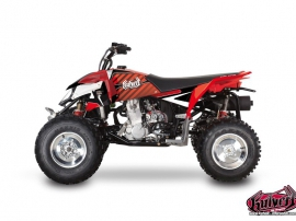 Polaris Outlaw 450 ATV Factory Graphic Kit