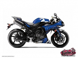 Yamaha R1 Street Bike Factory Graphic Kit