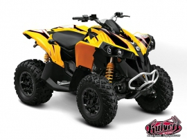 Kit Déco Quad Factory Can Am Renegade