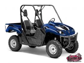 Kit Déco SSV Factory Yamaha Rhino Bleu