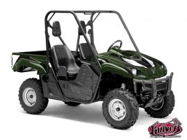 Kit Déco SSV Factory Yamaha Rhino Vert
