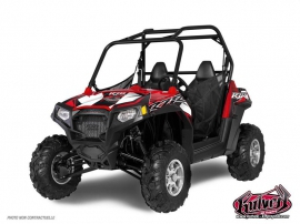 Kit Déco SSV Factory Polaris RZR 800 S