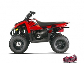 Kit Déco Quad Factory Polaris Scrambler 500