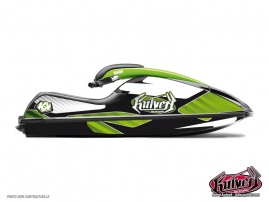 Kawasaki SXR 800 Jet-Ski Factory Graphic Kit