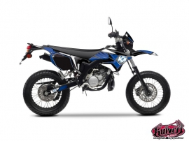 MBK Xlimit 50cc Factory Graphic Kit