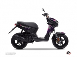 Yamaha Slider Scooter Fashion Graphic Kit Pink