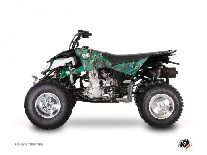 Kit Déco Quad Camo Polaris Outlaw 450 Vert