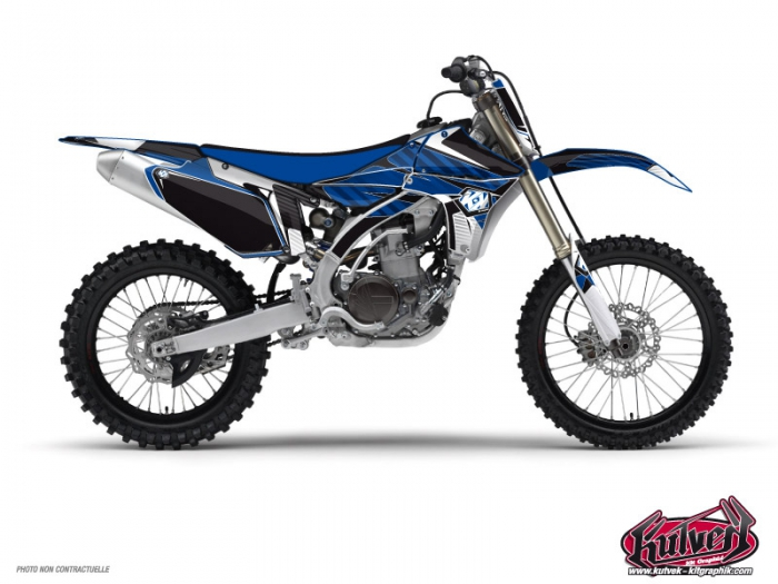 Yamaha 450 YZF Dirt Bike Factory Graphic Kit