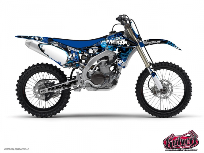 Kit Déco Moto Cross Freegun Yamaha 250 YZ