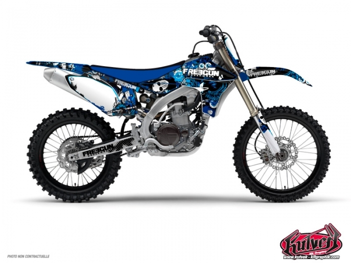 Kit Déco Moto Cross Freegun Yamaha 250 YZ
