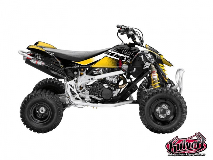 Can Am Ds 450 >> Can Am Ds 450 Atv Kenny Graphic Kit