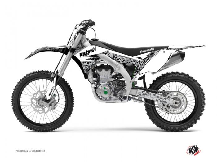 moto kawasaki cross 450