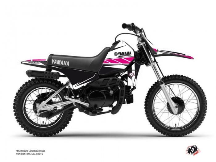 moto yamaha 80