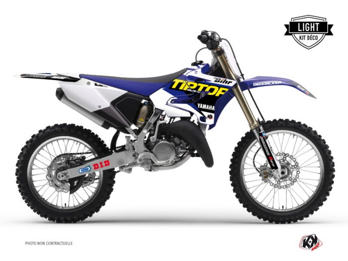Kit Déco Moto Cross Replica Team Tip Top Yamaha 250 YZ LIGHT