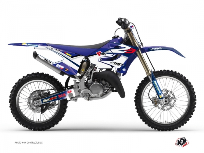 Kit Déco Moto Cross Replica Team 2b Yamaha 250 YZ 2015