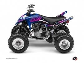 Kit Déco Quad Flow Yamaha 250 Raptor Rose