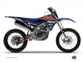 Kit Déco Moto Cross Flow Yamaha 250 YZF Orange
