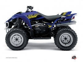 Yamaha 350-450 Wolverine ATV Flow Graphic Kit Yellow