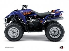 Kit Déco Quad Flow Yamaha 350-450 Wolverine Orange