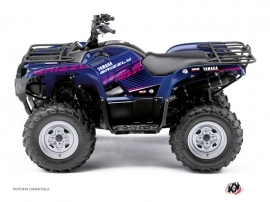 Kit Déco Quad Flow Yamaha 350 Grizzly Rose