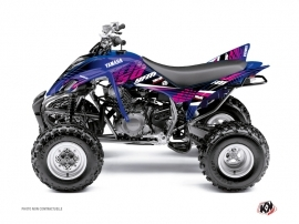 Kit Déco Quad Flow Yamaha 350 Raptor Rose