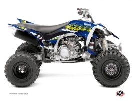 Kit Déco Quad Flow Yamaha 450 YFZ R Jaune