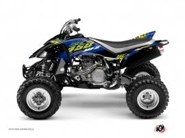 Kit Déco Quad Flow Yamaha 450 YFZ Jaune