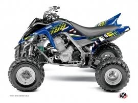 Kit Déco Quad Flow Yamaha 700 Raptor Jaune