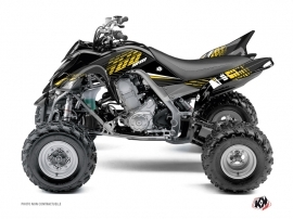 Kit Déco Quad Flow Yamaha 700 Raptor Jaune 60th Anniversary