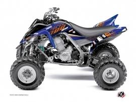 Kit Déco Quad Flow Yamaha 700 Raptor Orange