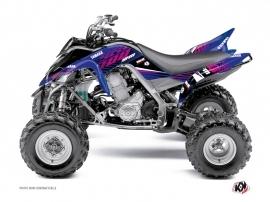 Kit Déco Quad Flow Yamaha 700 Raptor Rose