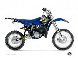 Kit Déco Moto Cross Flow Yamaha 85 YZ Jaune
