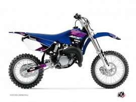 Kit Déco Moto Cross Flow Yamaha 85 YZ Rose