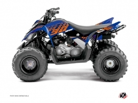 Kit Déco Quad Flow Yamaha 90 Raptor Orange