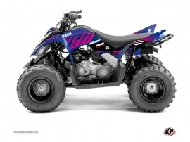 Kit Déco Quad Flow Yamaha 90 Raptor Rose