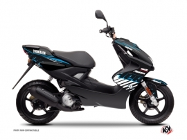 Kit Déco Scooter Flow Yamaha Aerox Bleu