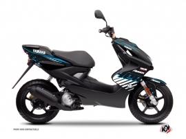 Kit Déco Scooter FLOW Yamaha Aerox Bleu