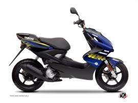 Kit Déco Scooter FLOW Yamaha Aerox Jaune