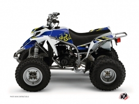 Yamaha Blaster ATV Flow Graphic Kit Yellow