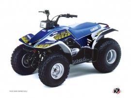 Kit Déco Quad Flow Yamaha Breeze Jaune