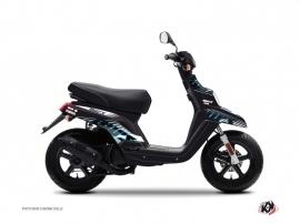 Kit Déco Scooter Flow Yamaha BW'S Bleu