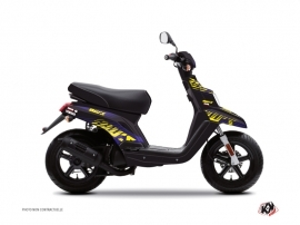 Kit Déco Scooter Flow Yamaha BWS Jaune