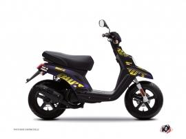 Kit Déco Scooter FLOW Yamaha BW'S Jaune