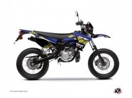 Kit Déco 50cc Flow Yamaha DT 50 Jaune