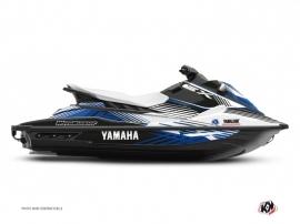 Kit Déco Jet-Ski FLOW Yamaha EX Blanc Bleu