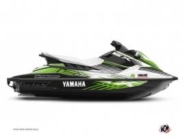 Kit Déco Jet-Ski FLOW Yamaha EX Blanc Vert