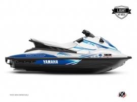 Kit Déco Jet-Ski Flow Yamaha EX Bleu Blanc LIGHT