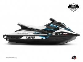 Kit Déco Jet-Ski Flow Yamaha EX Bleu LIGHT