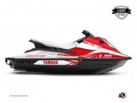 Kit Déco Jet-Ski Flow Yamaha EX Rouge LIGHT